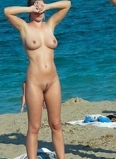 Private nudist photos